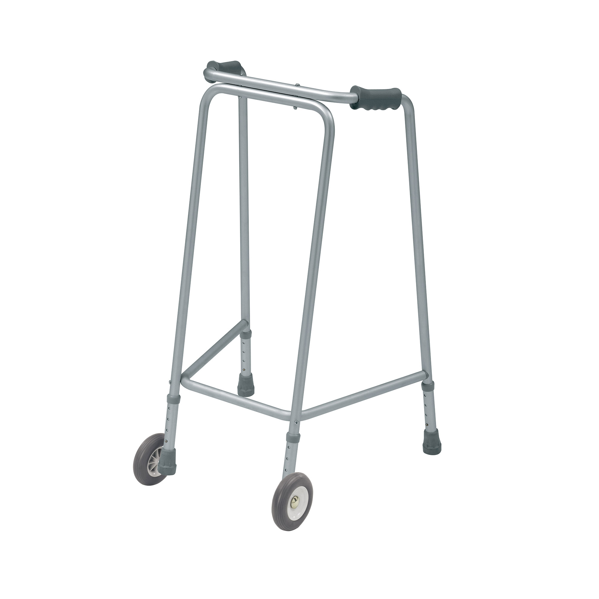2011 Elc Narrow Lightweight Walking Frame With Wheels