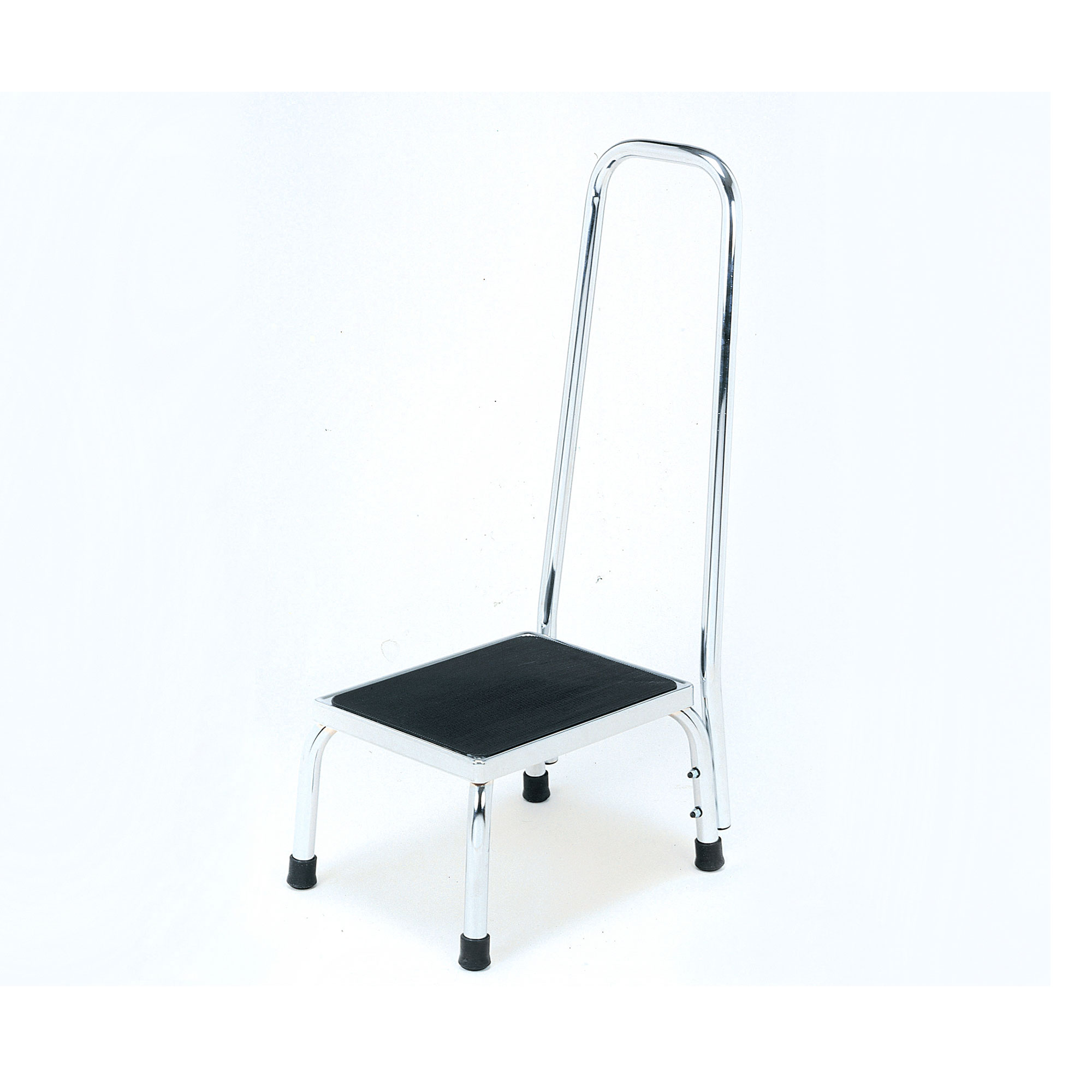 4055a Bath Step Stool With Handrail Roma Medical