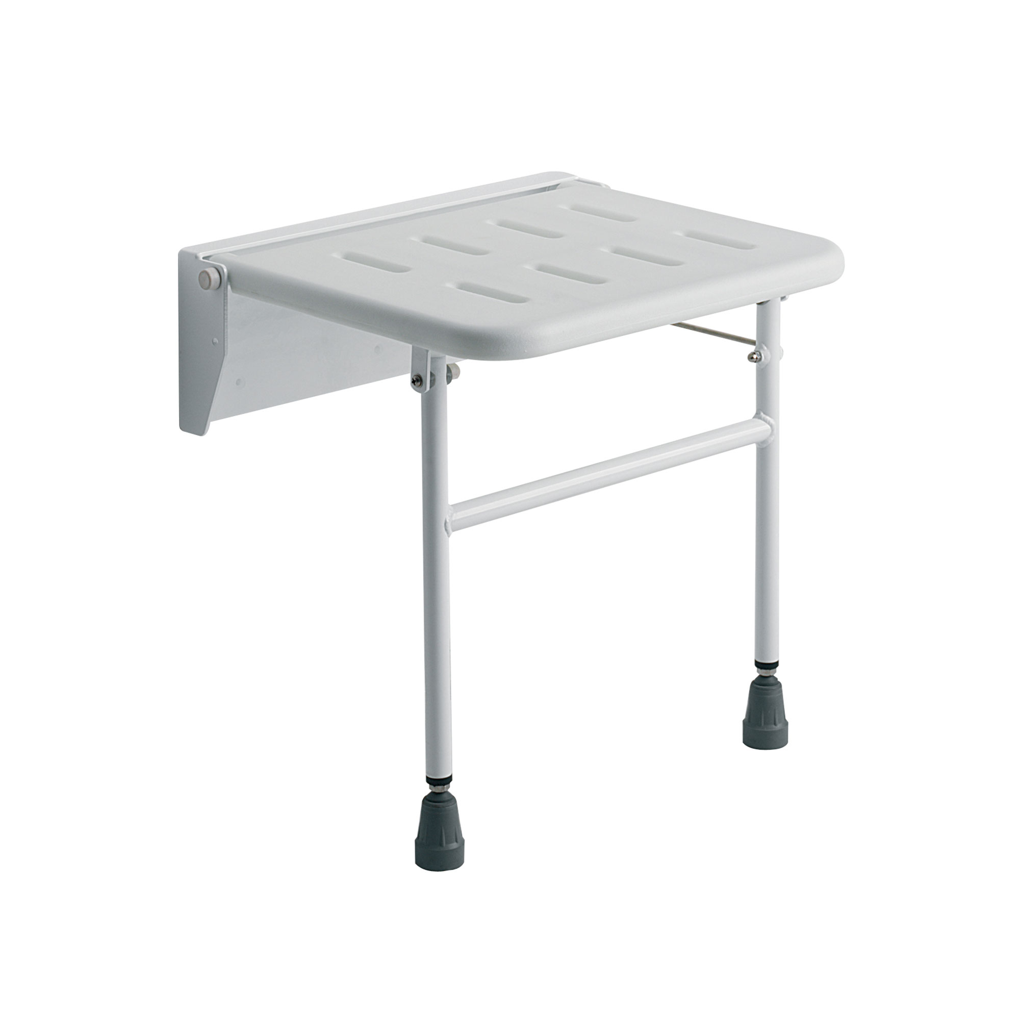 Elderly Bed Rails 4238 : Wall Mounted Shower Seat - Roma Medical