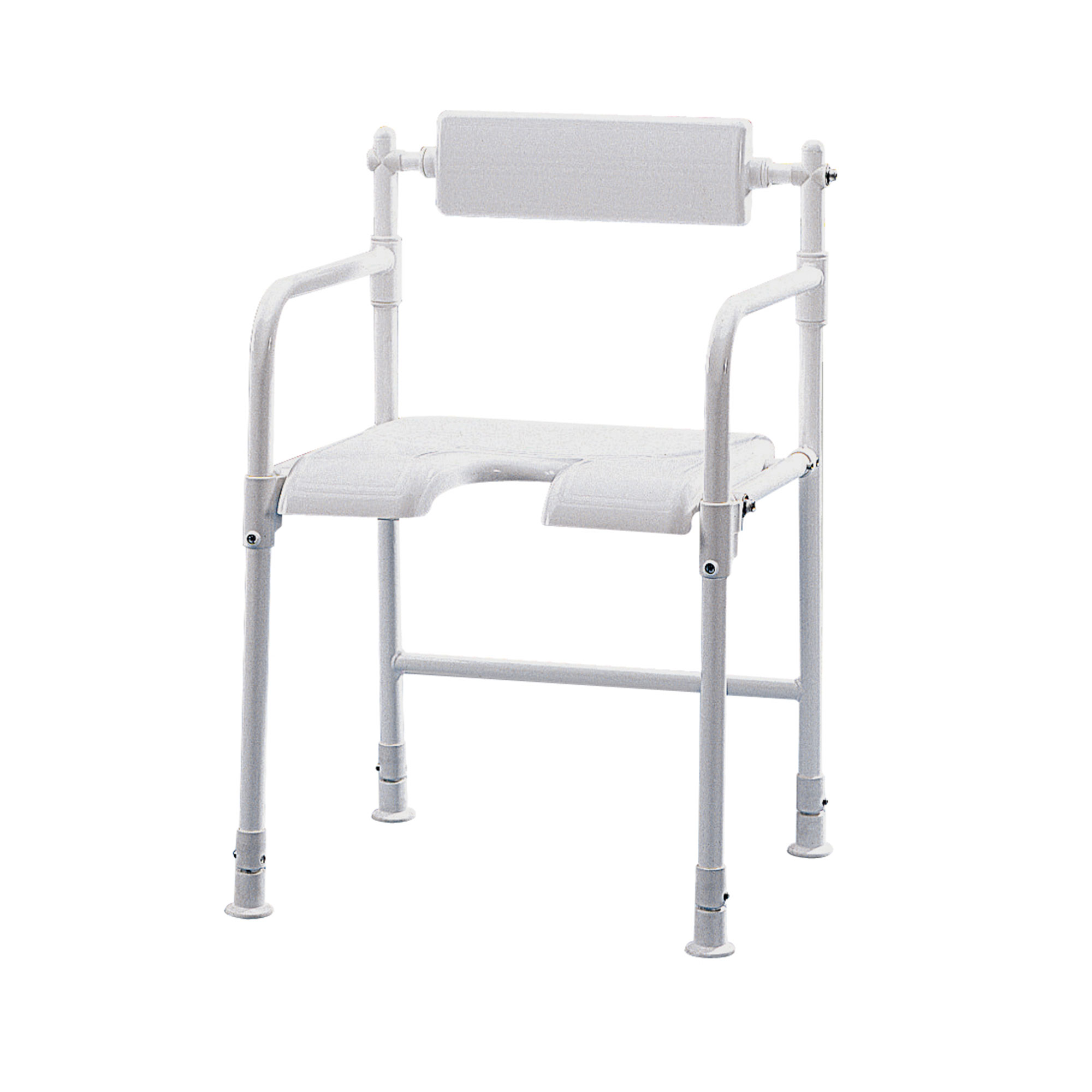 4258 Fold Away Shower Chair Roma Medical
