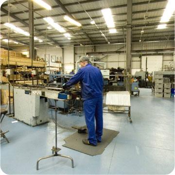 Manufacturing Department