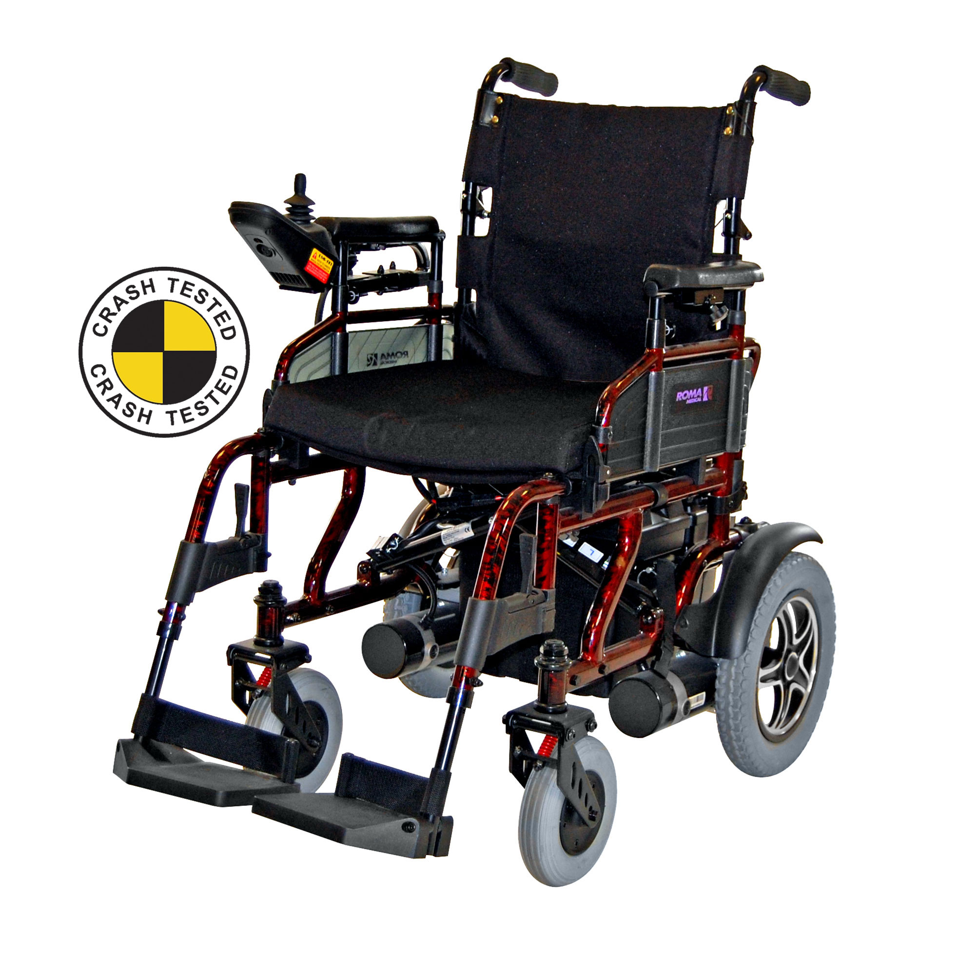 Roma Sirocco Power Chair Roma Medical