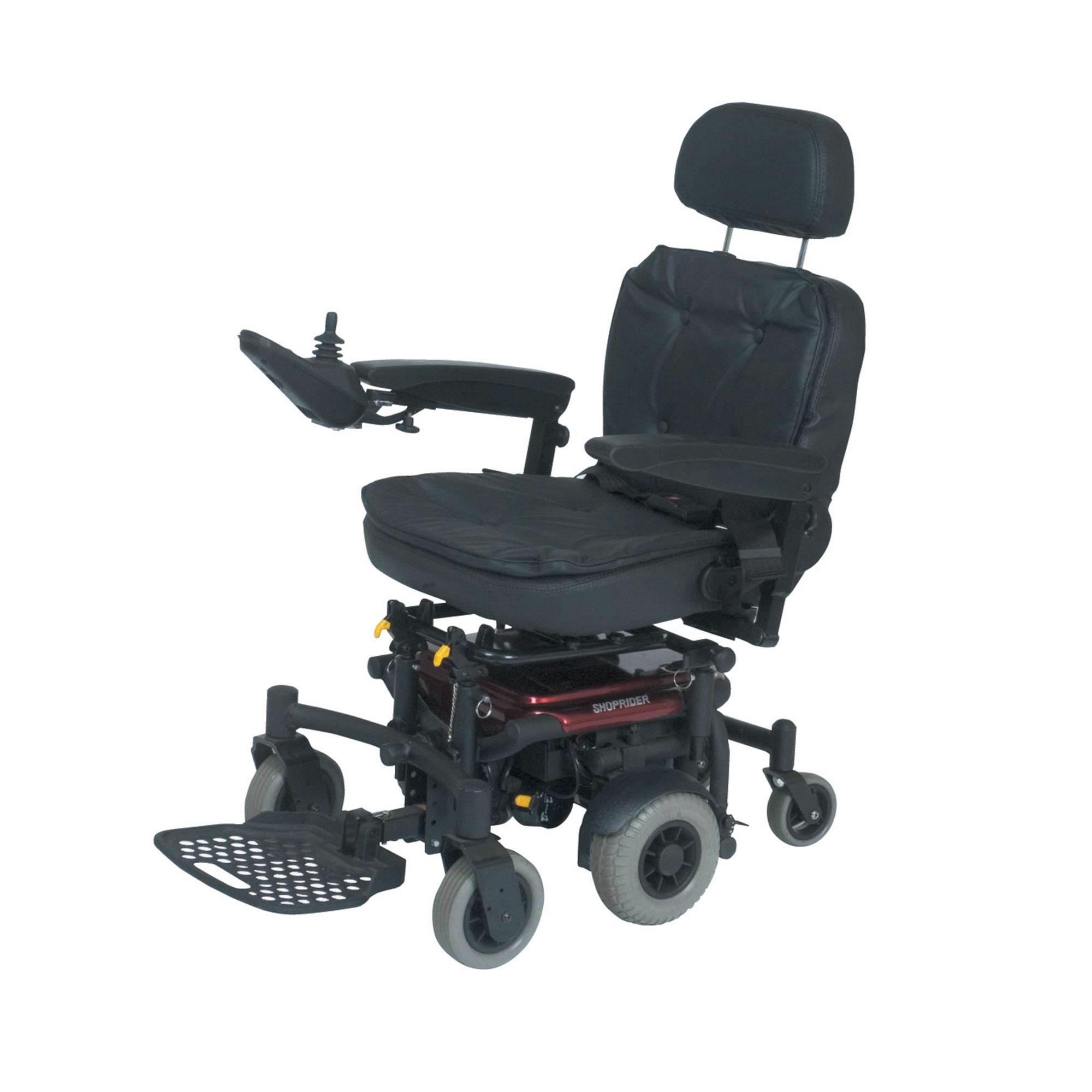 Shoprider Sena Power Chair Roma Medical