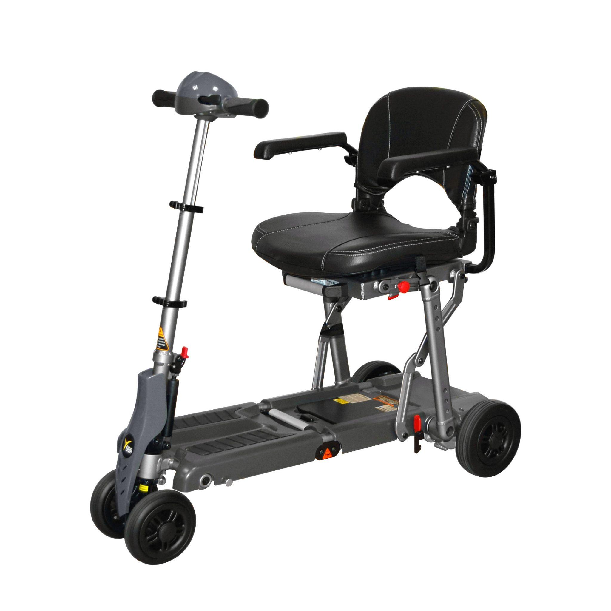 Roma Yoga Folding Mobility Scooter Roma Medical