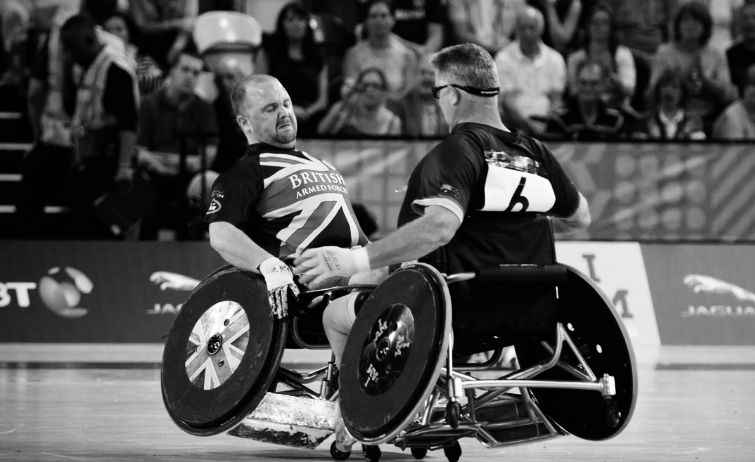 Wheel Chair Rugby, GBWR, Roma Sport, Made to Measure