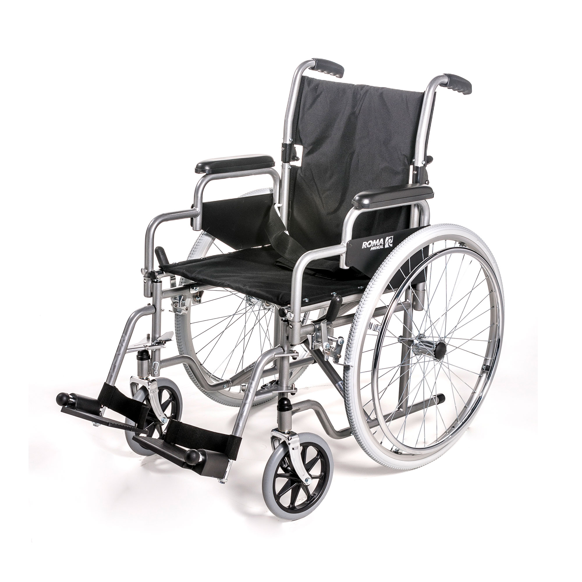 1000 Self Propelled Wheelchair With Detachable Arms