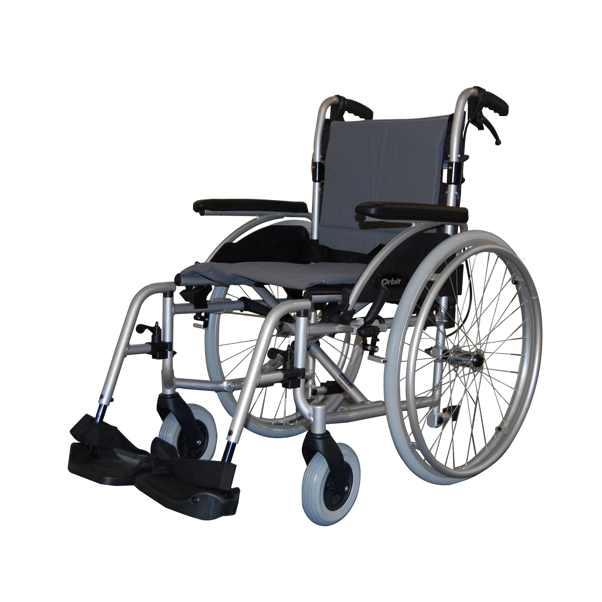 1300 Orbit Lightweight Self Propelled Wheelchair Roma