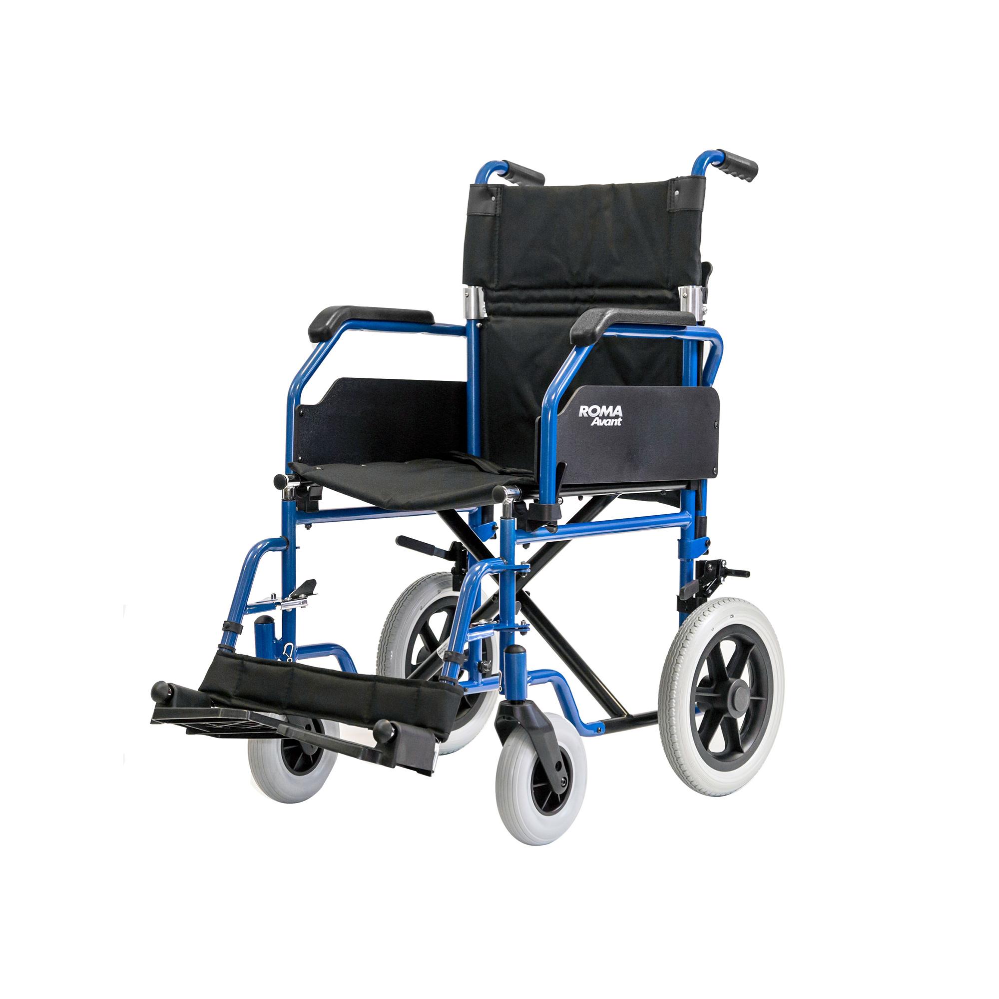 1630 Avant Car Transit Wheelchair Roma Medical