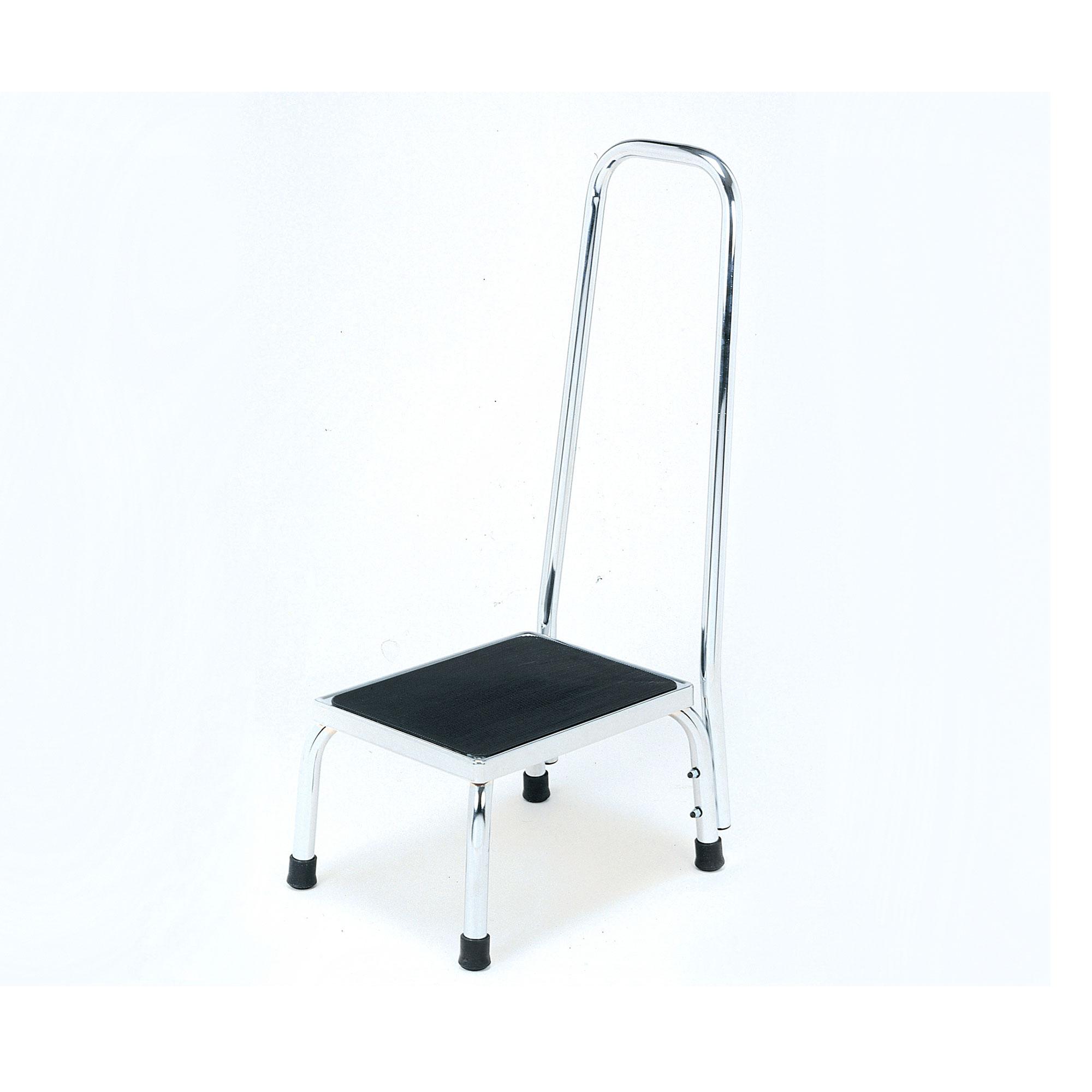 4055A : Bath Step Stool With Handrail