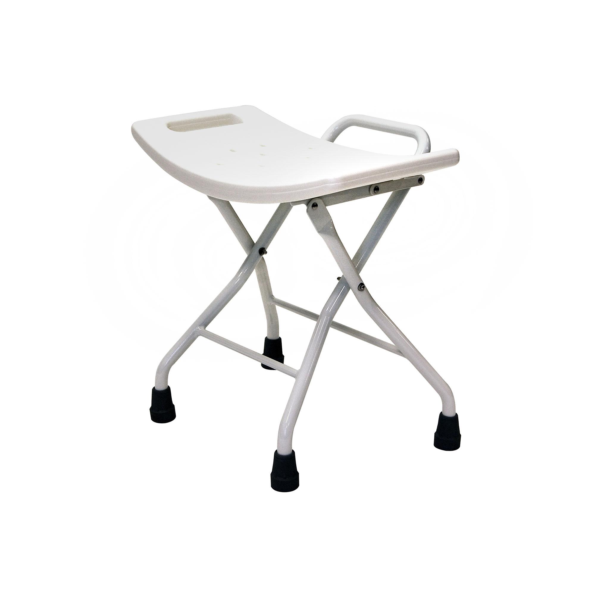 4208 Folding Shower Bench Roma Medical