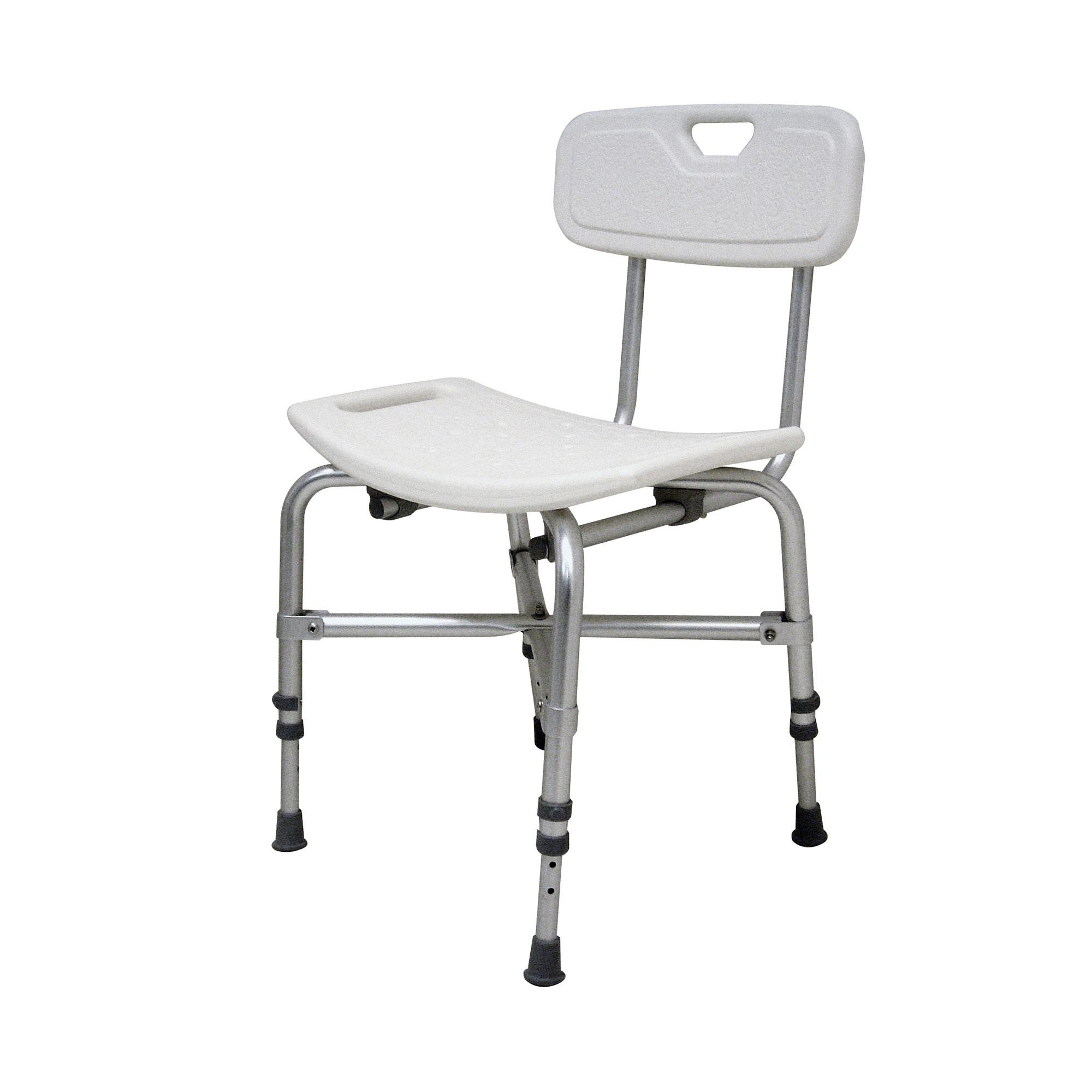 4300 : Heavy Duty Shower Stool - Roma Medical