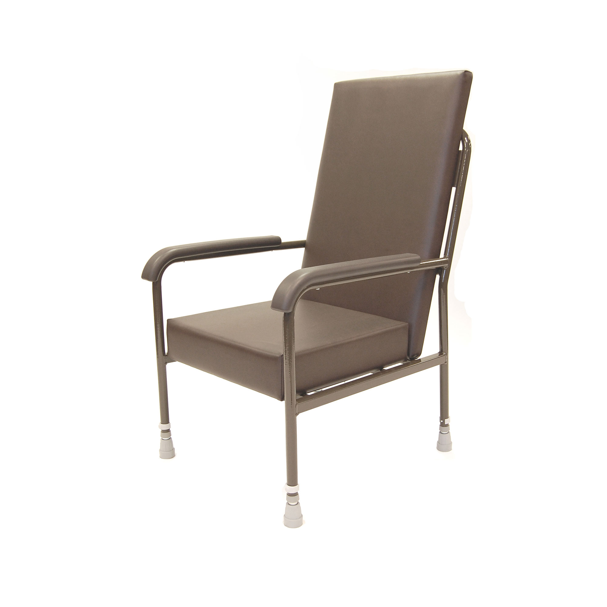 5718 High Back Vinyl Upholstery Chair without Wings Roma Medical