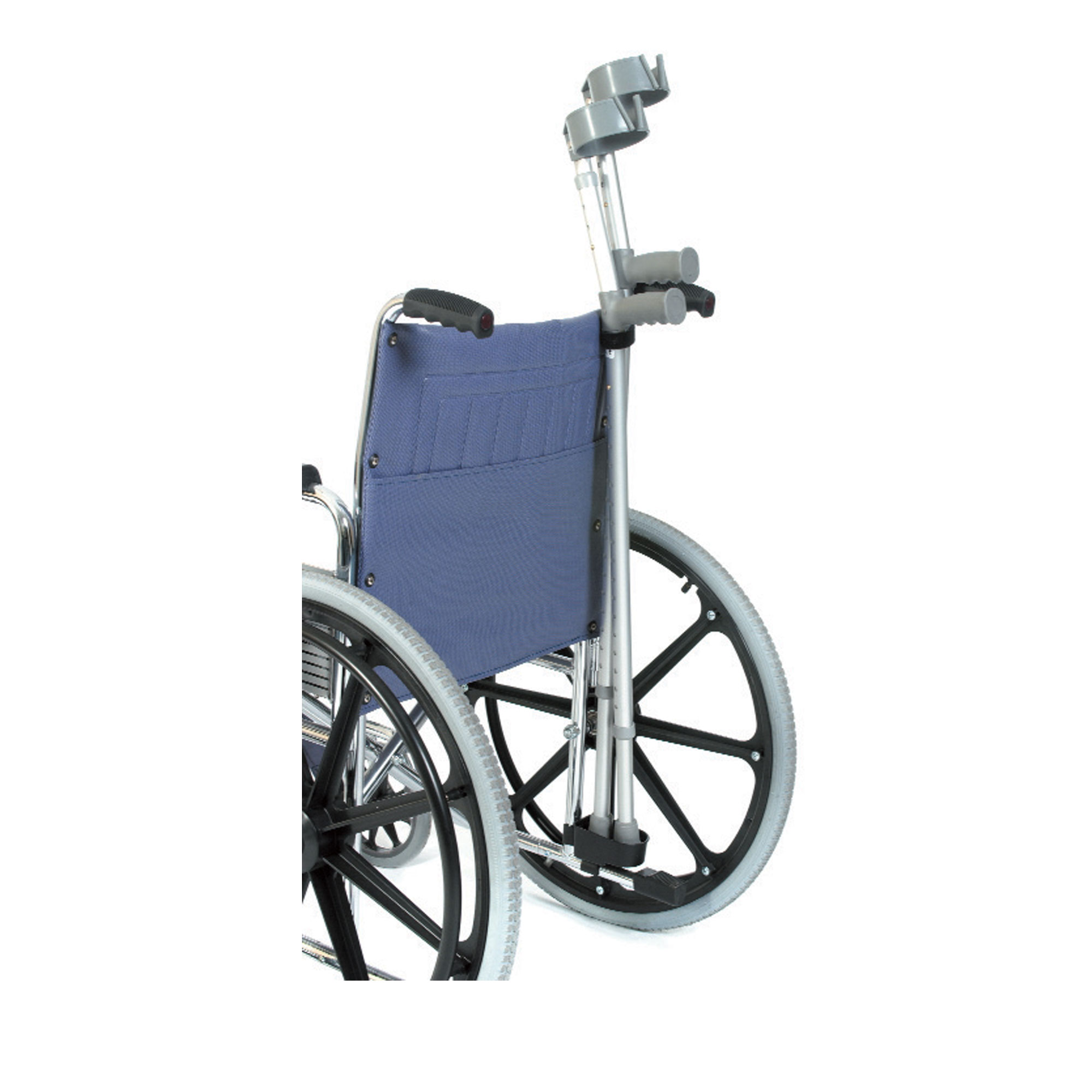 Ac120 Crutch Amp Walking Stick Holder Standard Chair