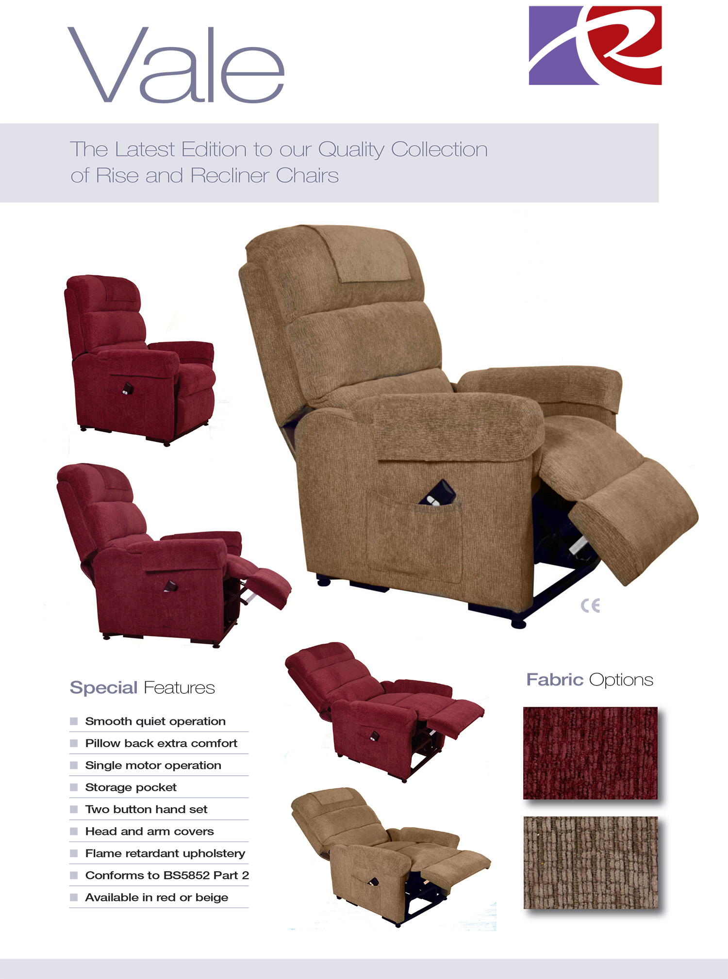 New RECLINER CHAIRS (Nov 2013)_New Dalerise Leaflet (May 09)