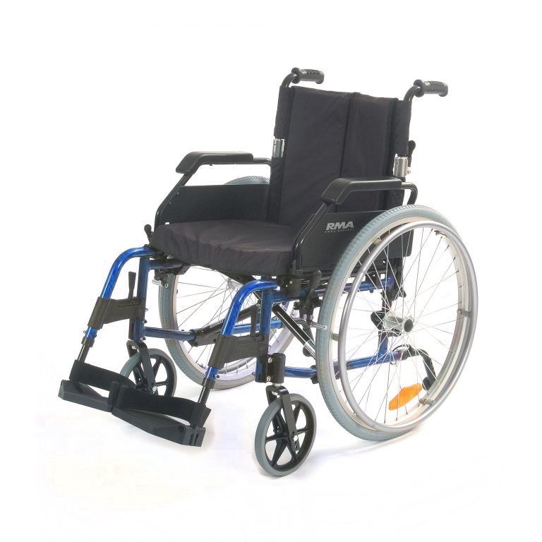 1500BL Lightweight Self-Propelling Wheelchair