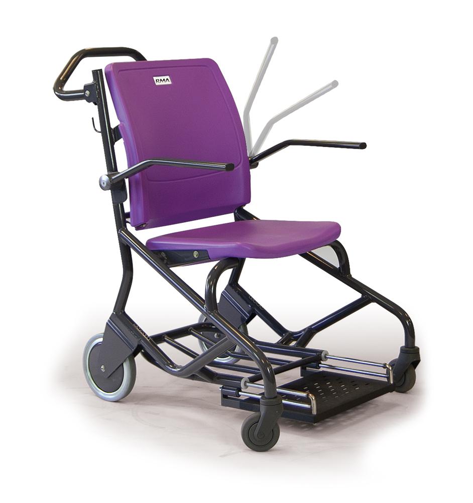 roma porterchair patient transfer